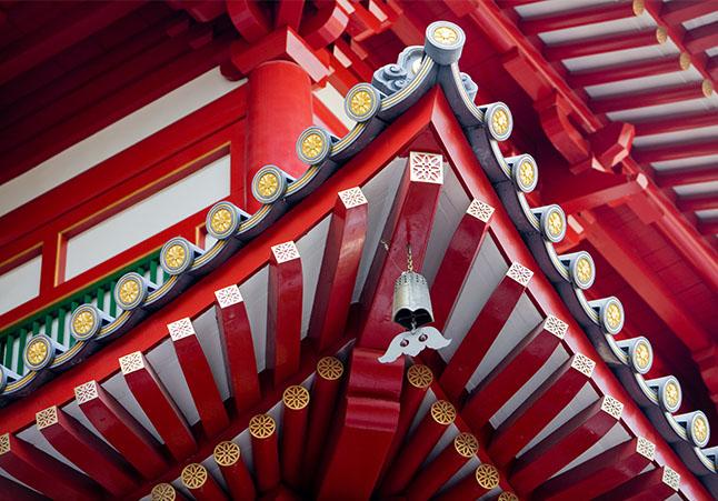 新加坡佛牙寺