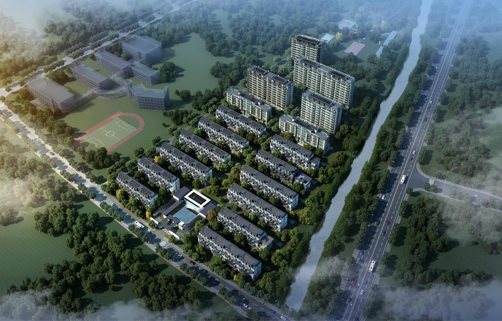德信·杭州之江项目