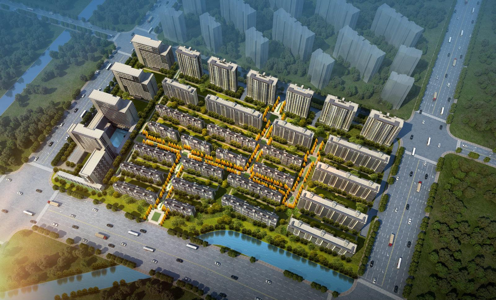 金地·杭州九堡项目
