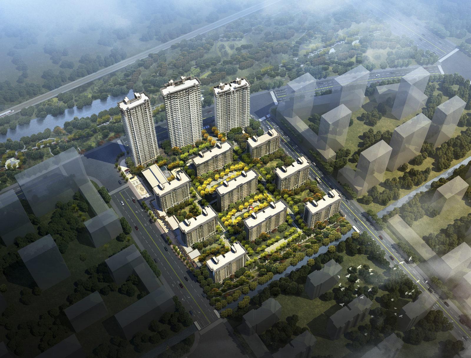 金科·杭州拱墅项目