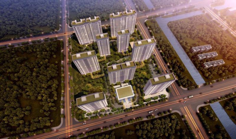 东原·杭州未来城项目