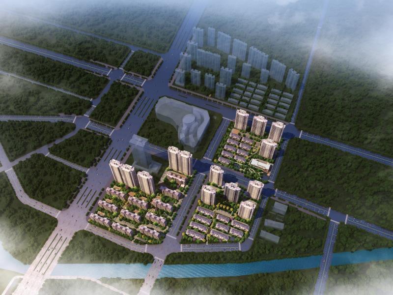 龙湖·杭州大江东项目